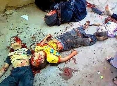 bambini palestinesi deceduti