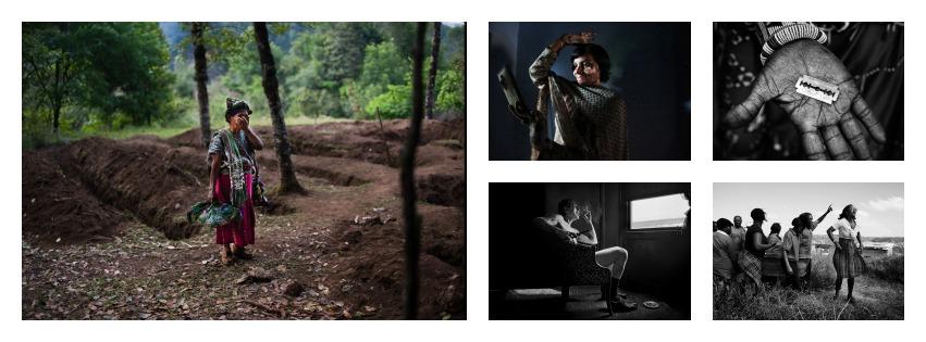Fotografia etica Collage