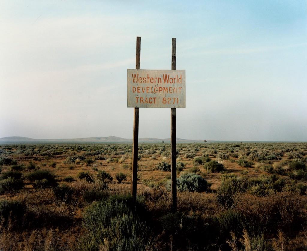 Western World Development, Near Four Corners, California, 1986