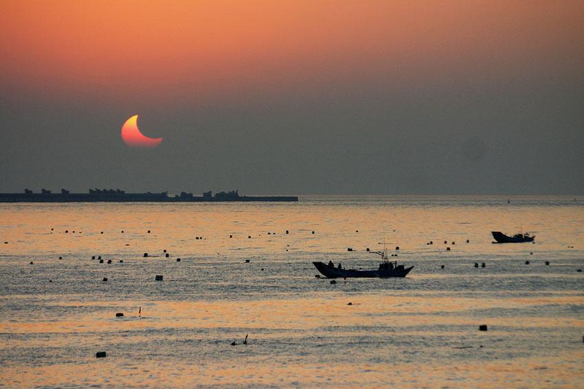 Guarda che mare (Eclissi)