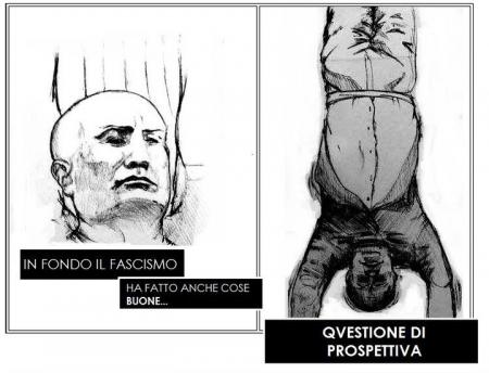 Mussolini questioni di prospettiva