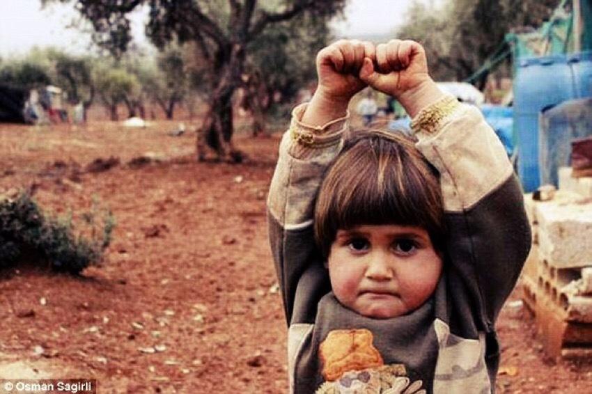 Siria bambina 1