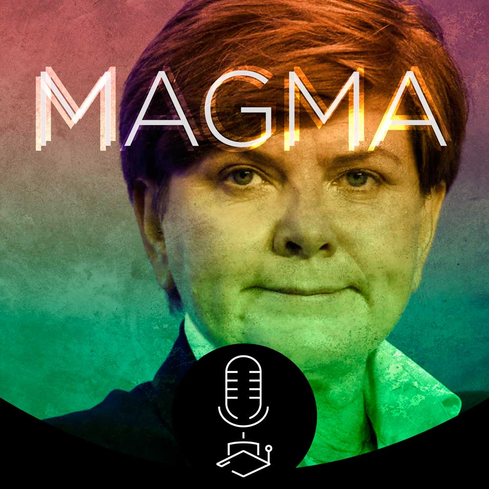 Magma 132 La Politica Contro L Internet La Polonia