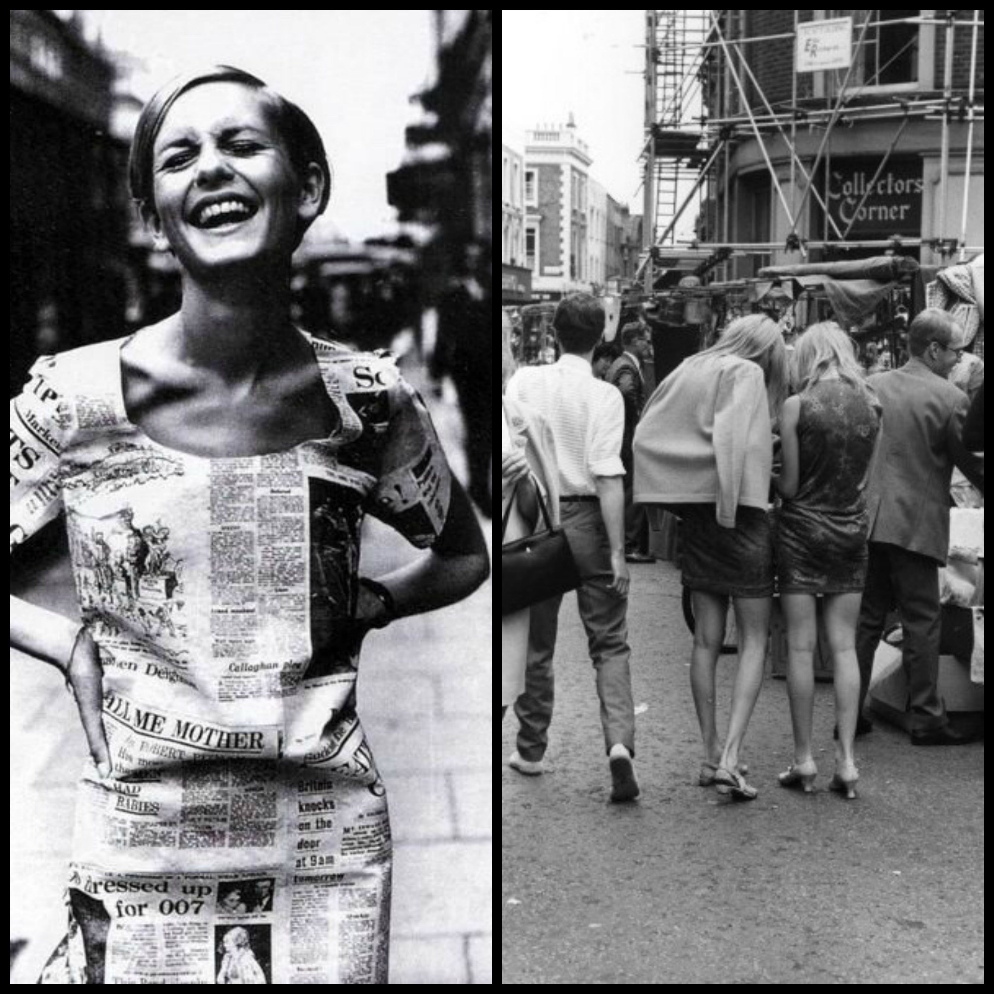 twiggy and shout