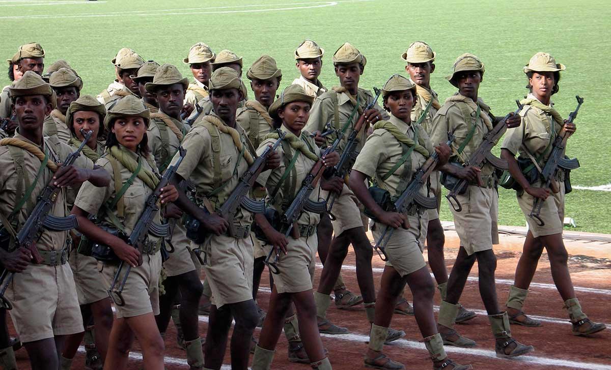 2007_Eritrea_Military