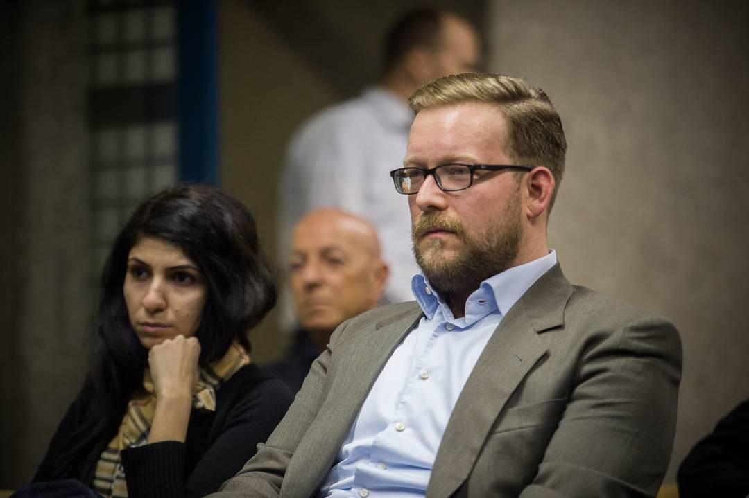 Alain Bühler, candidato UDC per il Municipio a Lugano
