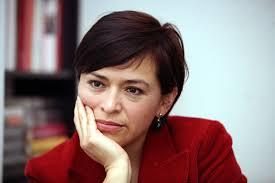 La giornalista Anabel Hernandez