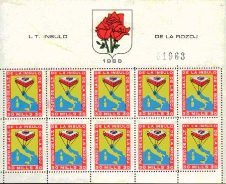 foglietto_di_francobolli_dellisola_delle_rose