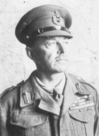 Il generale Harold Alexander