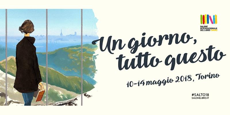 Visita (inconsueta) al salone internazionale del libro di Torino