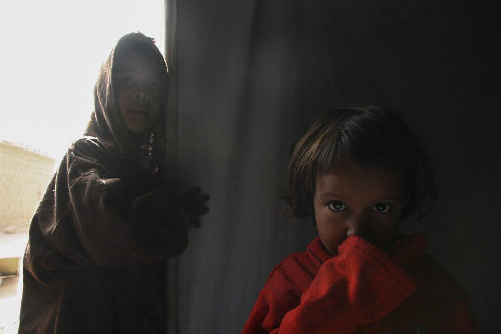 """Foto dal workshop fotografico """"Il deserto intorno"""", di Giulio di Meo"""