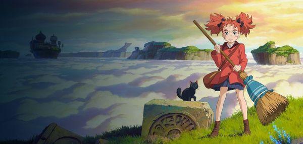 Mary e la difficile eredità di Miyazaki -Vulcano Statale