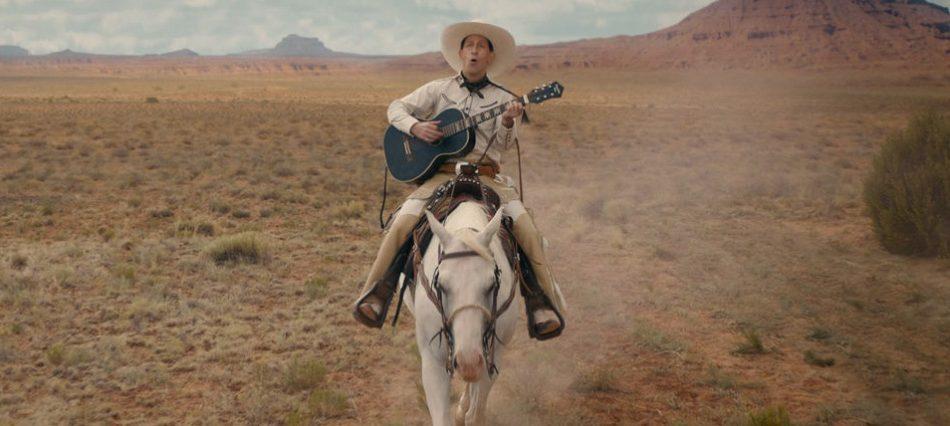 The ballad of Buster Scruggs- l'America raccontata dai fratelli Coen -Vulcano Statale