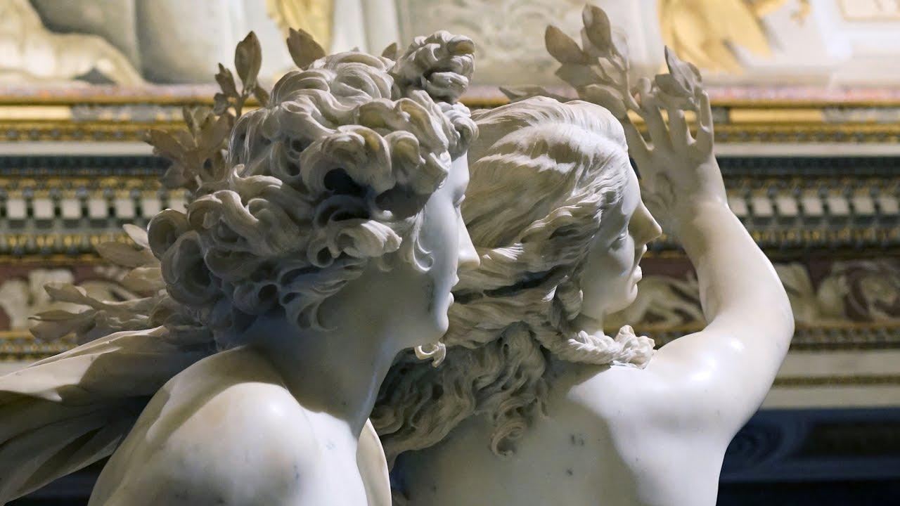 Bernini -L'arte al cinema -Vulcano Statale