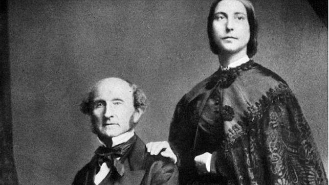 John Stuart Mill e Harriet Taylor: una storia d'amore all'insegna della parità di genere -Vulcano Statale