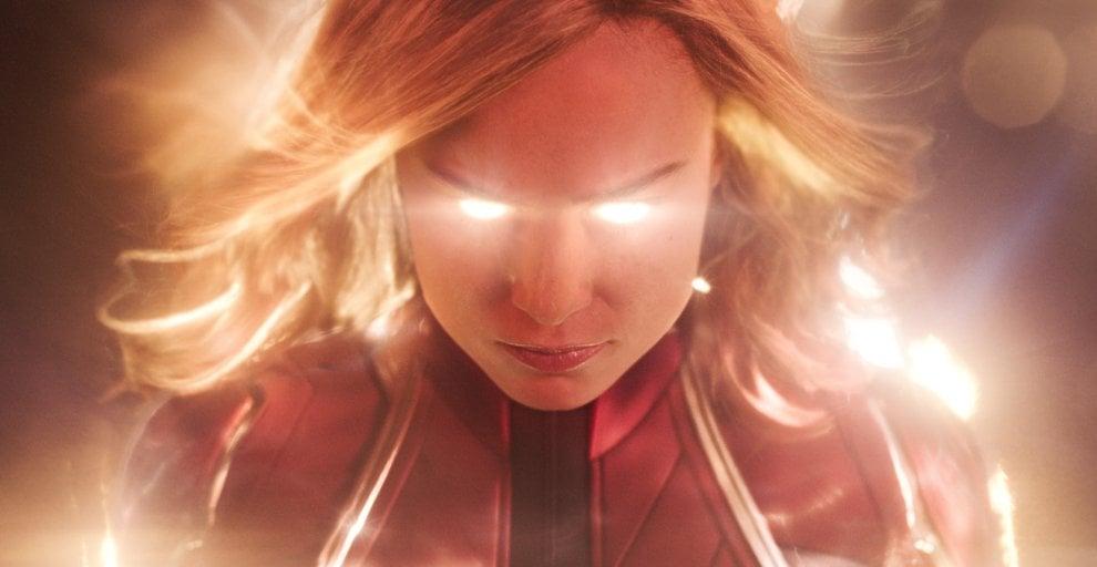 Captain Marvel, l'affermazione di una supereroina -Vulcano Statale