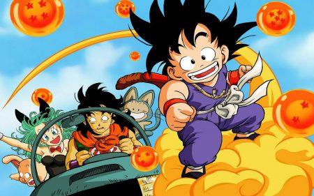 Dragon Ball, tra mito e leggenda -Vulcano Statale