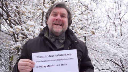 Luca Mercalli: l'ambientalismo non si fa solo in piazza -Vulcano Statale