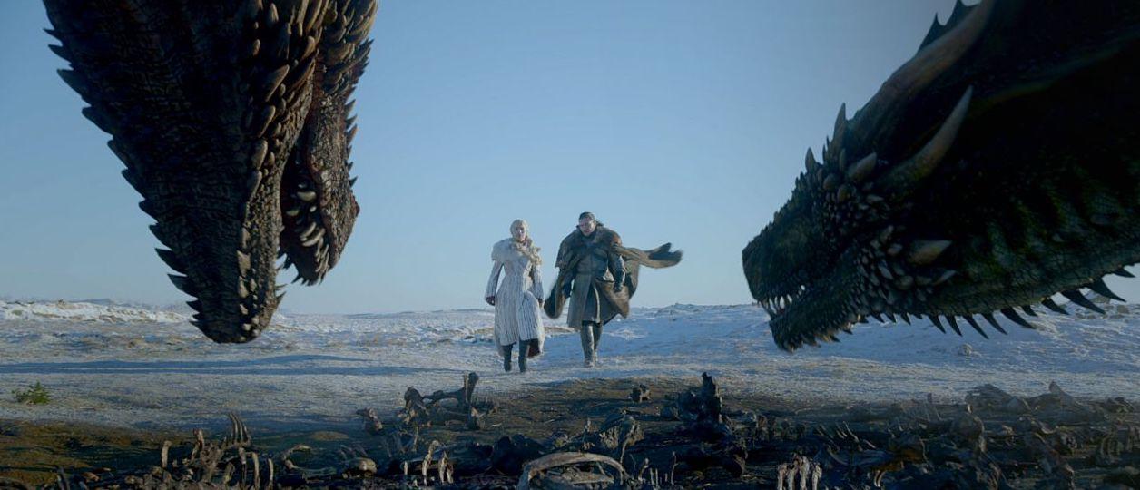 Il Trono di Spade, 8x1: Winterfell -Vulcano Statale