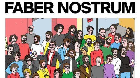FABER NOSTRUM- L'indie canta De Andrè