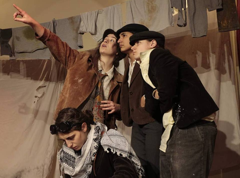Intervista a Mateo Çili: l'azzardo di fare teatro oggi -Vulcano Statale