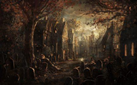 Halloween nella letteratura