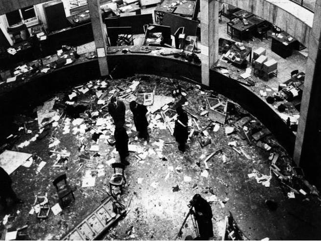 In Statale la mostra che ricorda la strage di Piazza Fontana