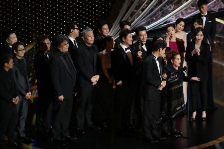 Parasite vince miglior film 2020