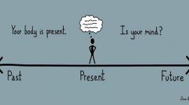 Spilli di luce: cos'è la mindfulness