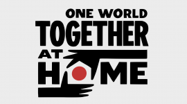 One World Together At Home: un concerto mondiale, da casa