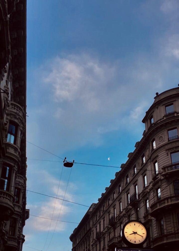Orizzonti: Milano in versi