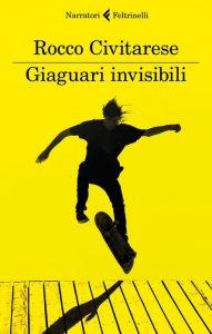 """Copertina """"Giaguari invisibili"""""""