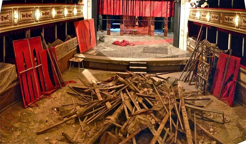 Cosa era e cosa ne sarà del teatro?