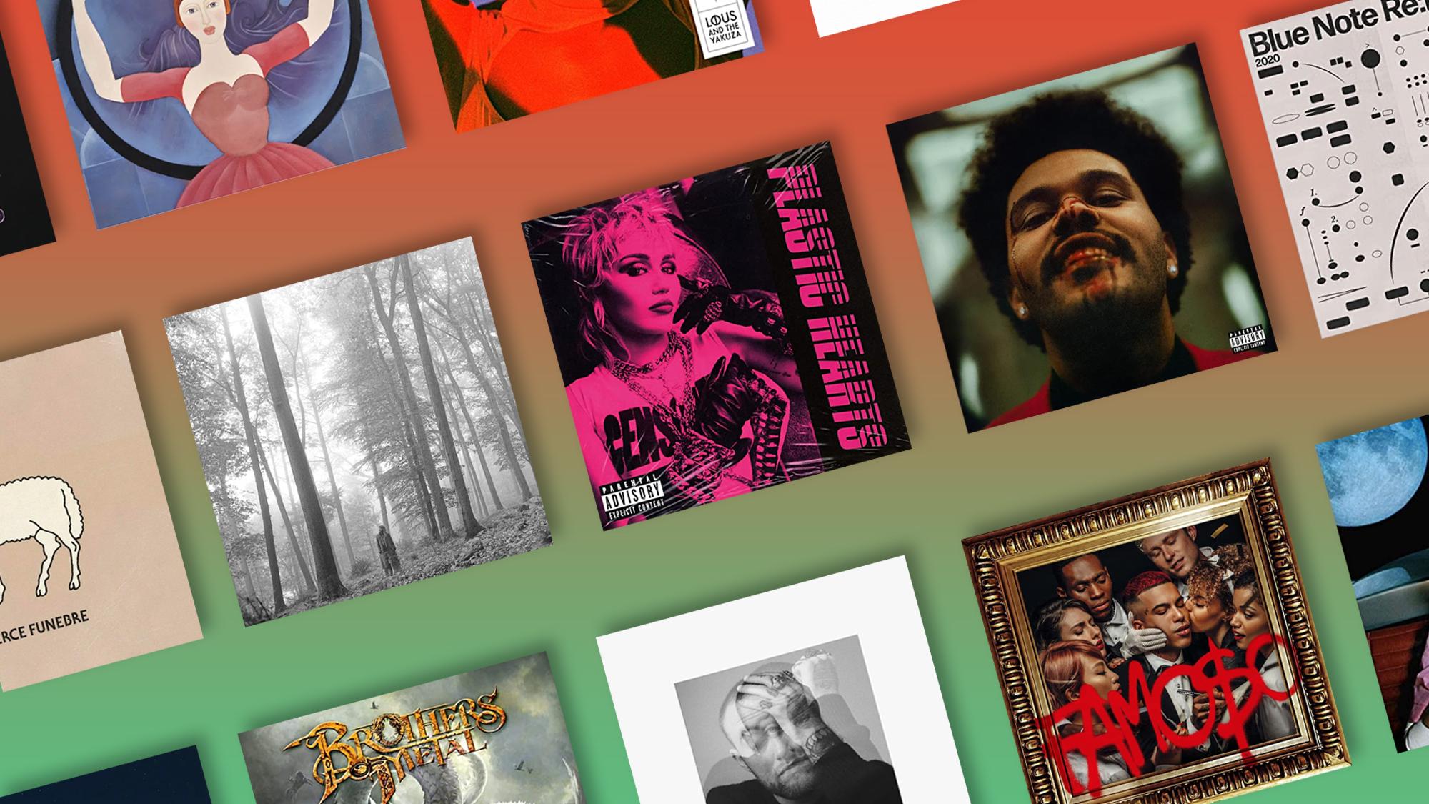 "I 10 album più ""vulcanici"" del 2020"