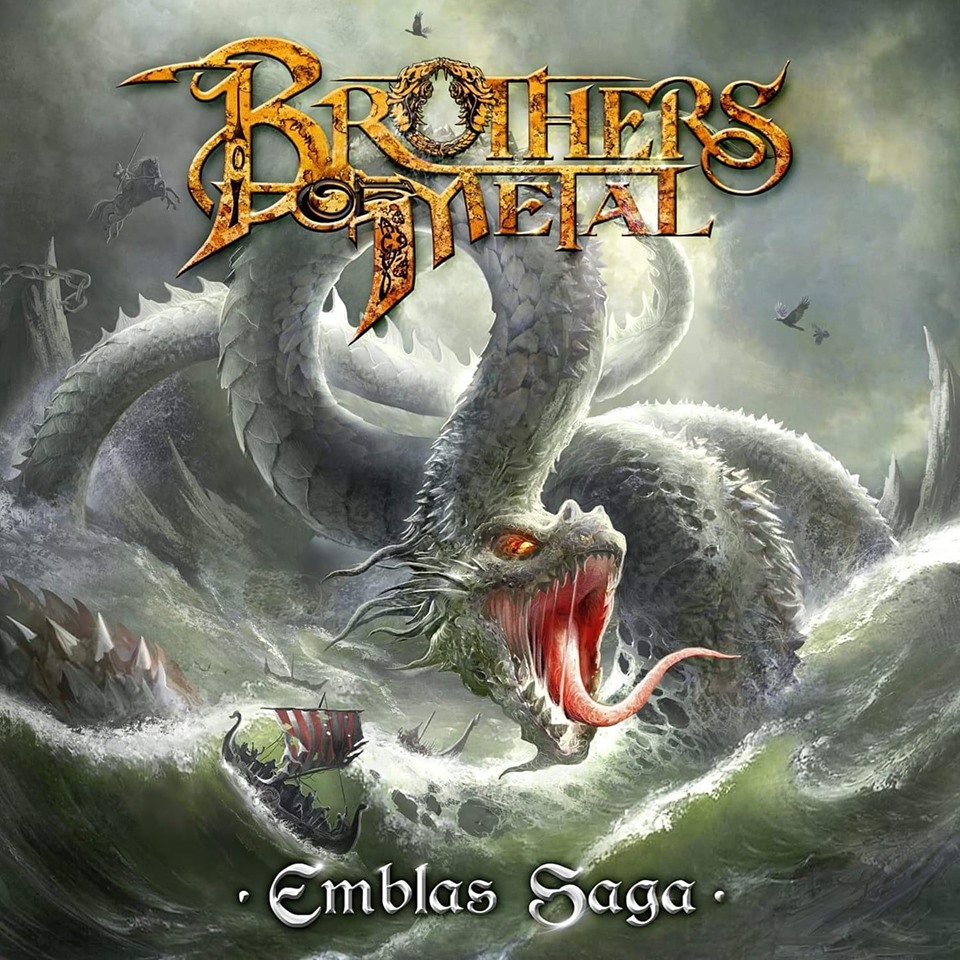 Emblas Saga (Brothers of Metal)