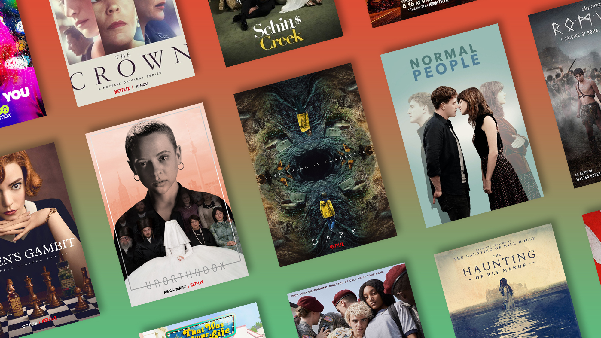 """Le 10 serie TV più """"vulcaniche"""" del 2020"""