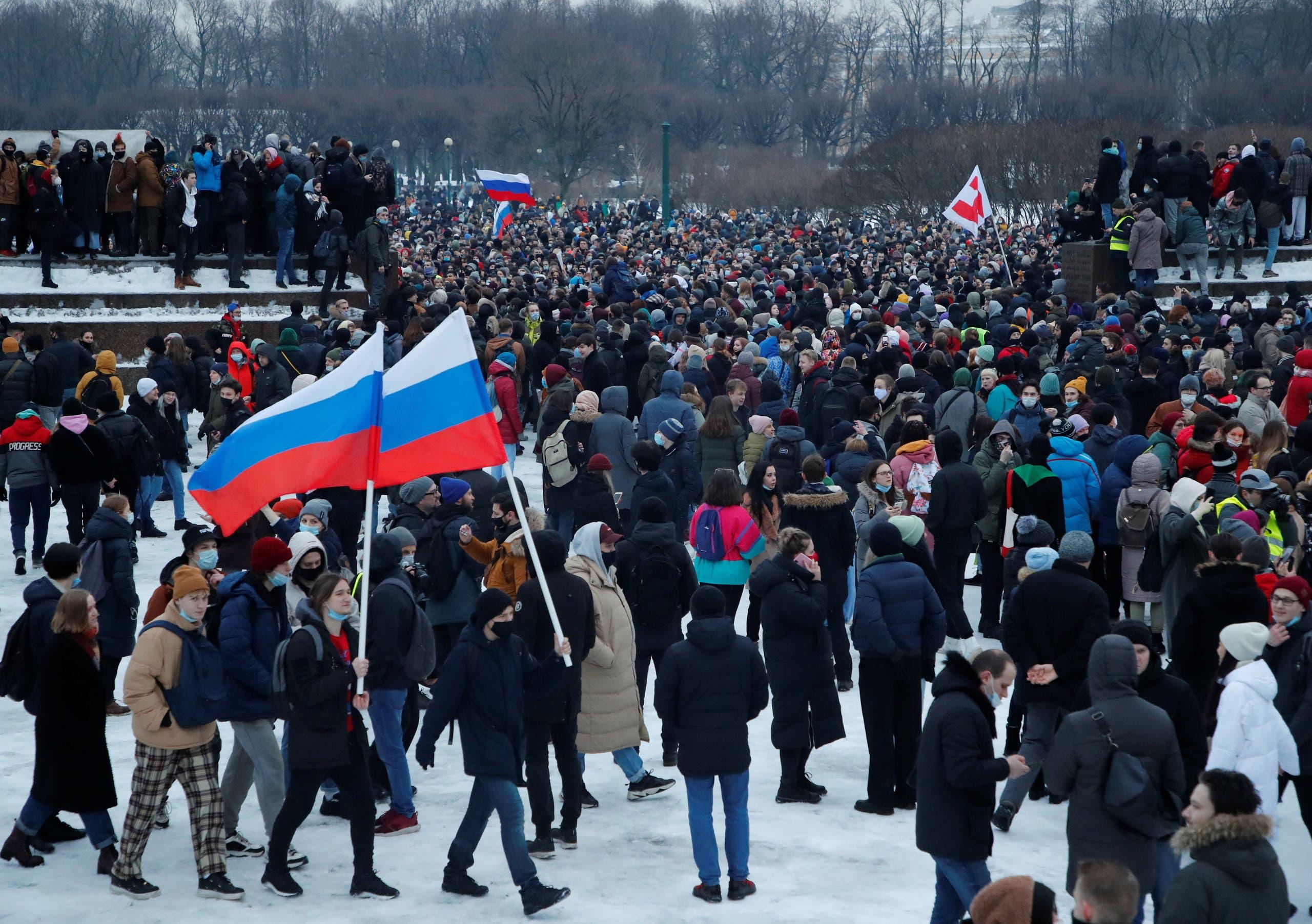 Russia: la rivoluzione di gennaio