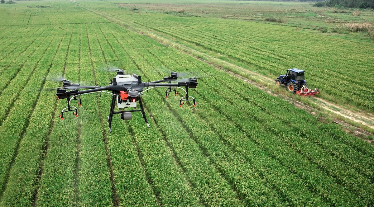 La robotica agricola: intervista a David Reiser
