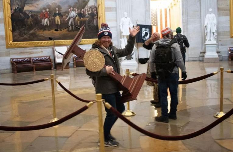 Capitol Hill: golpe o rivolta?