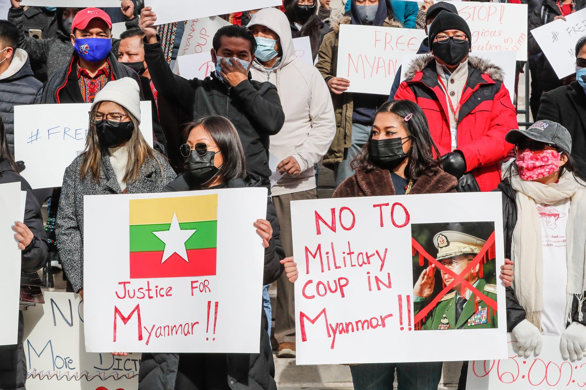 Il difficile cammino verso la democrazia in Myanmar