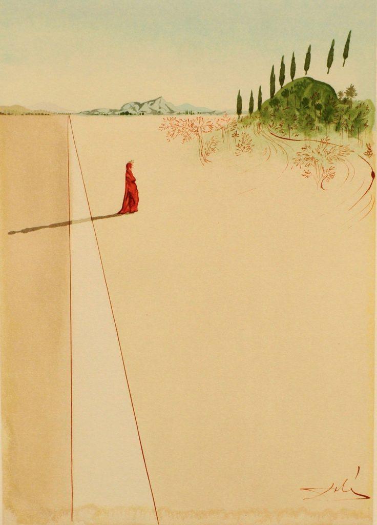 Il dilettoso, Salvador Dalì