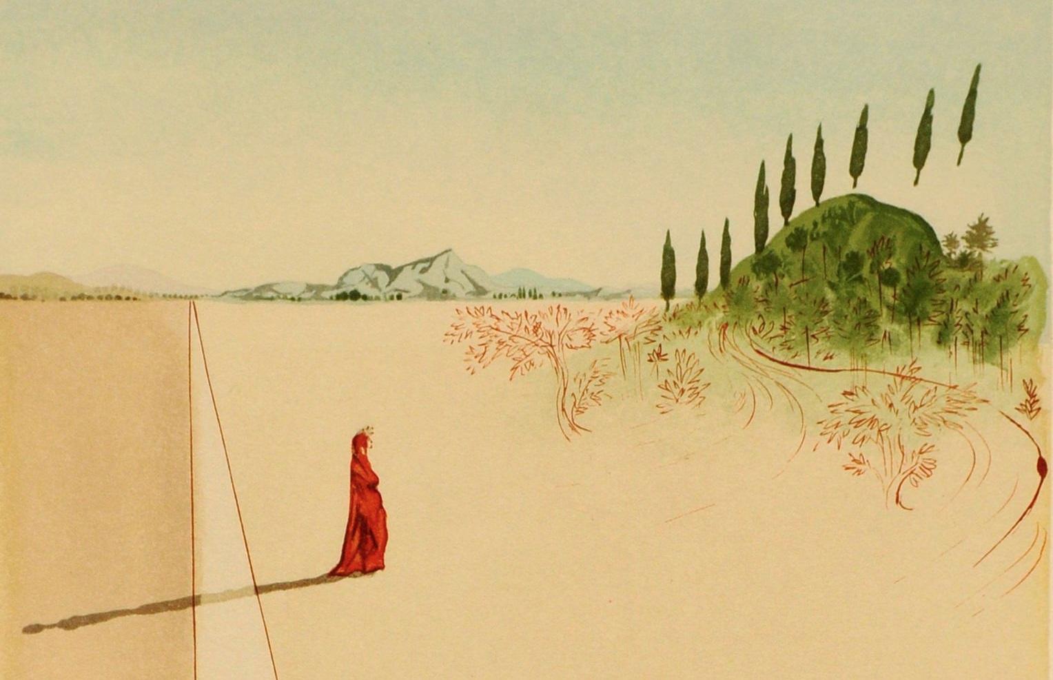 Dante e Dalì, l'incontro tra due geni