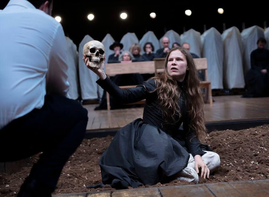 "Hamlet, ""le parole non hanno genitali"""
