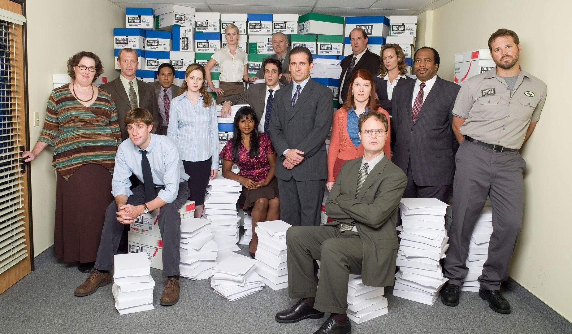 """Guardare """"The Office"""" nel 2021"""