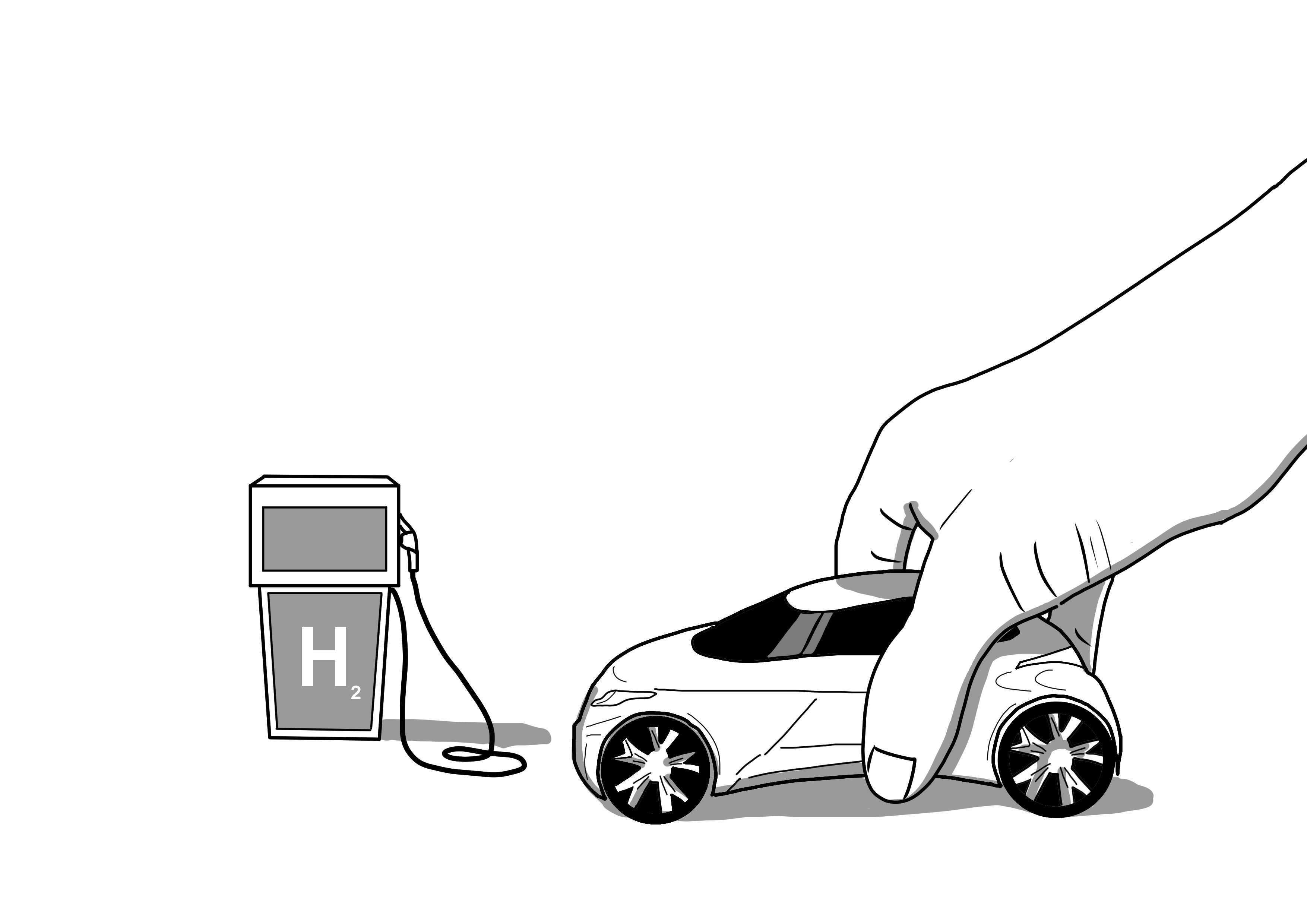 Auto elettriche e a idrogeno per una mobilità sostenibile