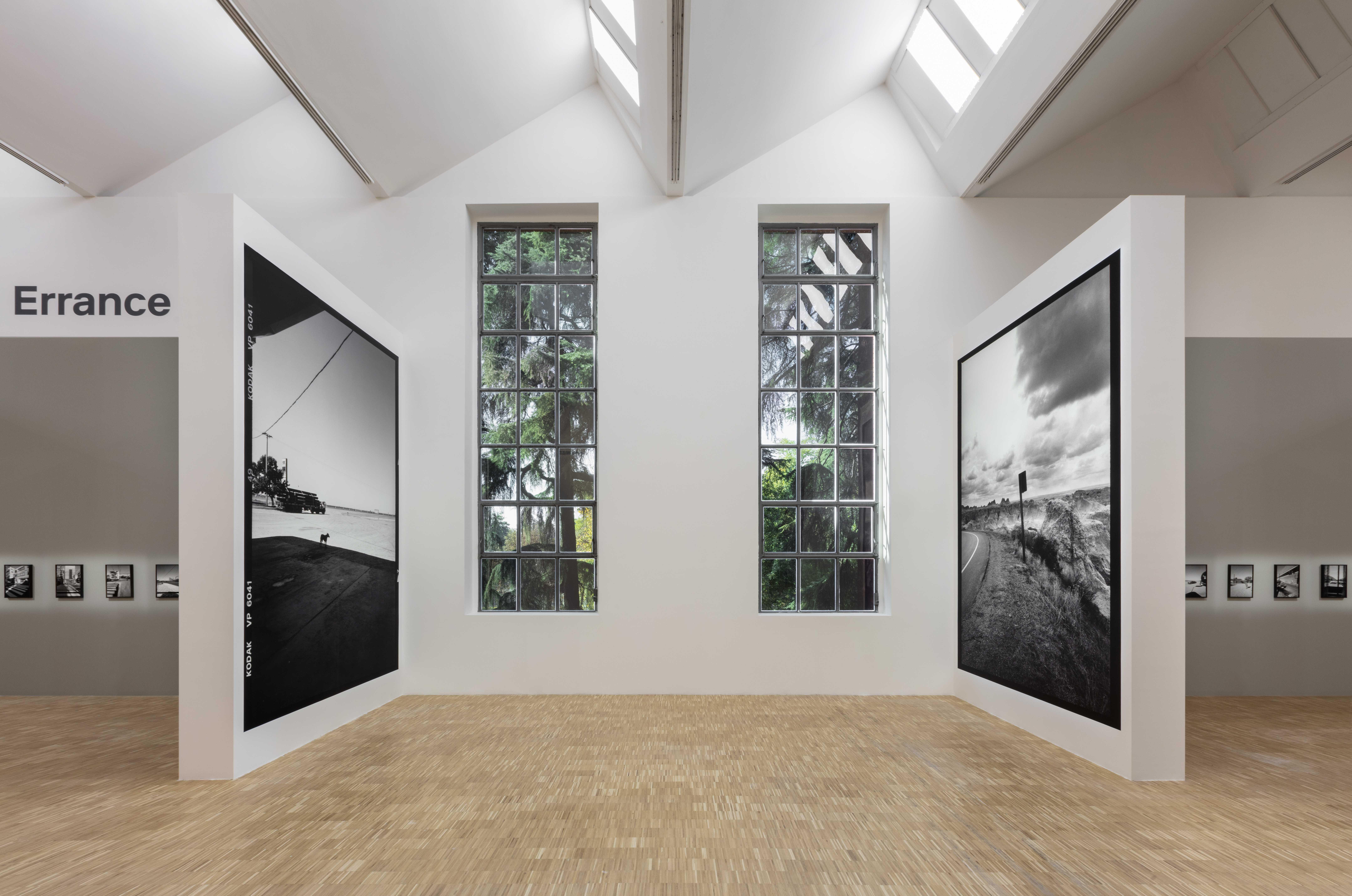 Depardon e Steinberg in mostra alla Triennale