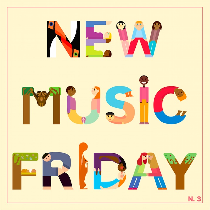 New Music Friday N.3 -L'Orso che diventa SPLENDORE -Vulcano Statale