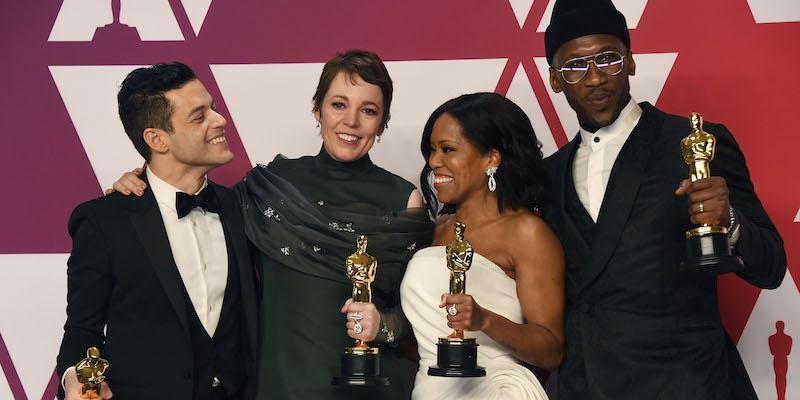 La notte più importante di Hollywood: Oscar 2019 -Vulcano Statale
