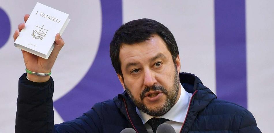 Perché Salvini vincerà sempre -Vulcano Statale