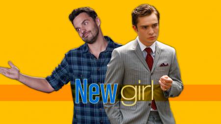 Chuck Bass contro Nick Miller: le figure maschili dal teen drama alla sitcom